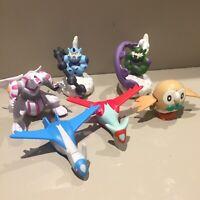 Pokemon Toys McDonalds Latios Latias Rowlet Thunderous Palkia