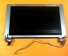 "Sony Vaio VGN-T270P VGN-T2710.6 "" LCD Screen Panel  Bezel and Hinges Included"