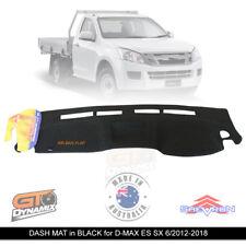 DASH MAT ISUZU D-MAX ES SX with COIN TRAY 06/2012-2019 DMAX BLACK DM1314 EXPRESS