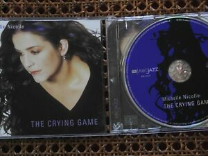 Michelle Nicolle The Crying Game Australian Jazz CD OOP