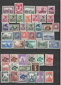 Serbia Serbien ww2 - German occupation - little collection $$$ !
