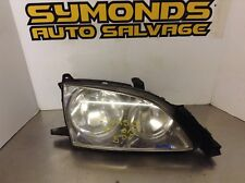 2002 TOYOTA AVENSIS 5DR 5 DOOR O/S RIGHT DRIVER SIDE HEADLIGHT REF: K134