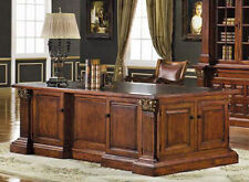 Mahogany Executive Desks Home Office Furniture For Sale | EBay