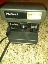 Polaroid One Step Auto Focus Digital Exposure System AF 600 Instant Camera Works