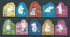 Japan -  Moomin - y52  - Complete Used