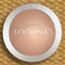Logona Face Powder Sunny Beige Kompaktpuder 3 Naturkosmetik Bio silikonfrei vega