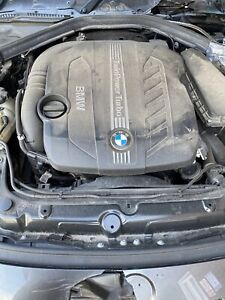 2016 BMW 335D XDRIVE Complete Engine N57D30B 33k Miles