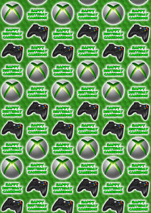 XBOX Personalised Gift Wrap - Microsoft Xbox Wrapping Paper