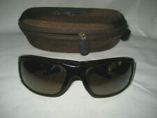 Maui Jim  MJ259-10 Polarized Men's Sunglasses 66,5/20 120 Made in Japan+ Case