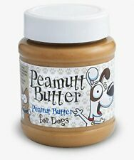 Peamutt Butter Dog Treat 340g Peanut Butter for Dogs