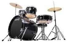 Mapex Tornado 20-Inch Fusion Drum Kit, Black (NEW)