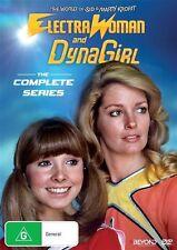 Electra Woman & Dyna Girl (DVD, 2016)