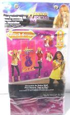 Disney Hannah Montana Giant decorating Wall Kit. Brand new.