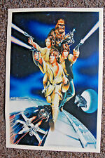 Star Wars A New Hope  Movie poster Lobby Card #6__