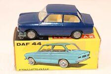 Lion Car Daf 44 Variomatic dark blue excellent plus in box VERY SCARCE COLOUR