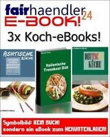 eBook-Paket 3 eBooks Deutsche Asiatische Küche Italia Trennkost PDF Kochbuch MRR