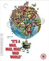 It's Un Loco Mundo - Criterion Colección Blu-Ray Nuevo Blu-Ray (CC2813BD
