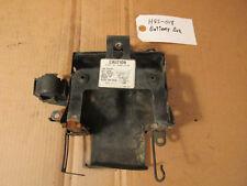 VINTAGE OEM 1985 HONDA SHADOW V1100 BATTERY BOX CASE BRACKET PARTS RESTORATION