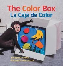 The Color Box / la Caja de Color by Dayle Ann Dodds (2016)