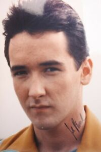 "John Cusack Signed 8""x10"" Color Photo Actor Autograph John P Cusack Say Anything"