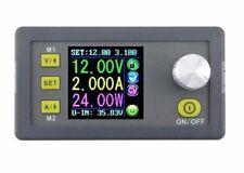 Modulo Alimentazione Regolabile di Tensione con Amperometro Voltmetro