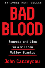 BAD BLOOD by John Carreyrou [pdf-Ebook]