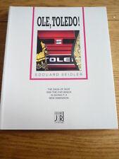 OLE TOLEDO, SEAT CAR BOOK jm
