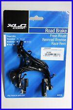 Xlc Comp road brake br-r01 Aluminium BLACK FRONT AVANT vélo de course NEW