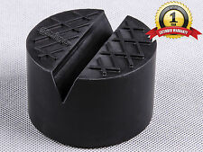 NEW SUV JACKING PAD RUBBER ADAPTER WITH V-SLOT HYDRAULIC RAMP JACK  JACKING TOOL