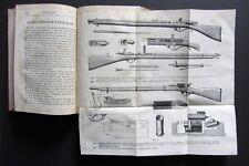 1868 Boccardo SAGGI POPOLARI armi fucili vulcani Etna terremoti Eclissi gemme