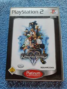 Play Station 2 PS2 Spiel Kingdom Hearts ab 6 Jahre
