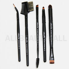 AmorUs Professional Make-Up Brush EYE BROW & EYELINER Makeup Beauty Tool (5 pcs)