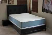 Sleep Memory Foam Casper Williams Model Memory Foam Mattress Bed King size NEW