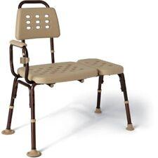 Medical Shower Transfer Bench Bath Shower Chair Tub Stool Adjustable Seat NEW