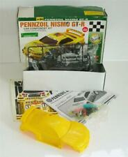 Motorised car kit - Nissan Pennzoil Nismo GT-R - unused boxed .
