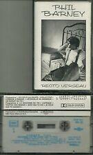 """K7 AUDIO - PHIL BARNEY : RECTO VERSEAU ( Inclus  """" UN ENFANT DE TOI """" )"""