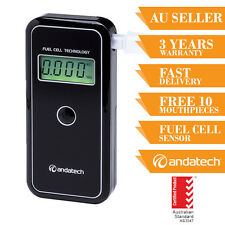 Breath Test Breathalyser Alcosense Stealth Personal Fuel Cell Sensor