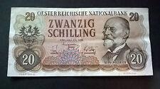 20 Schilling  1956