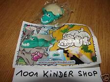 KINDER NV020 NV 20 BABY DINO DINOSAUR DINOSAURE + BPZ