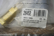 RFS 734904 N-male for 41666 cellflex  qty 1        Ship in USA tomorrow!