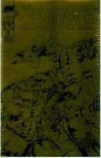 Xenotech  # 1 (Michael Dooney) (gold foil limited edition) (Mirage, USA)