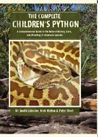 Complete Children's Python Comprehensive Guide  Natural History Care Breeding