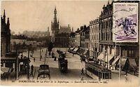 CPA Tourcoing-La Place de la Republique (422755)