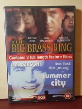 The Big Brass Ring - Summer City - DVD 2 Movies - (J15)