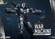 Hot Toys War Machine MK1 DIE CAST MMS331 D13 Iron Man Don Cheadle New/Sealed!