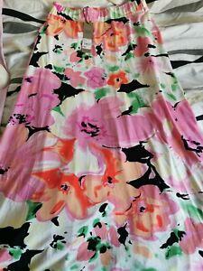 Womens maxi skirt size 14