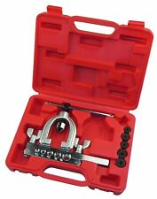 SAE Standard 45 Degree Double Single Tube Nut Brake Line Flare Flaring Kit Tool