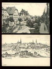 Germany FRIEDBERG 4 early PPCs