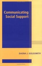 Communicating Social Support (Advances in Personal Relationships), Goldsmith, Da