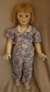 "Unmarked Patti Playpal ""type"" companion doll"